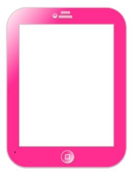 Colorful iPad Templates Editable