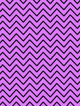 Colorfully Bright & Black Chevron Backgrounds