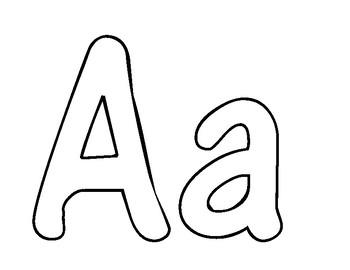 Coloriage L Alphabet Color The Alphabet By La Classe De Mme Sheila