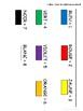 Coloriages par Numéro Set 1 – French Color by Number Worksheets