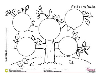 preschool family themed coloring pages - photo#41