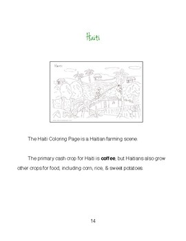 Coloring Around the World with Let's Go Geography