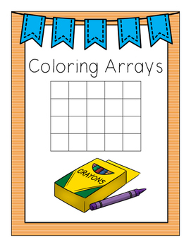 Coloring Arrays