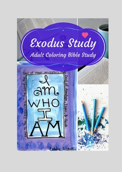 Devotional Coloring Bible Study: Exodus
