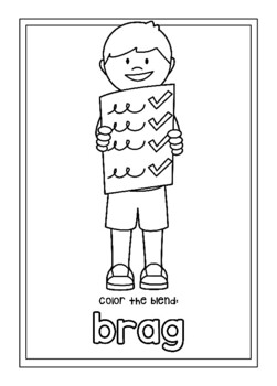 Coloring Book - Beginning Blends