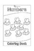 Coloring Book - Numbers