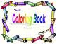 Coloring Book - Piano Music