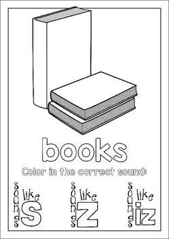 Coloring Book – Plurals