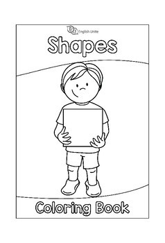 Coloring Book - Shapes