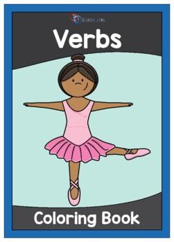 Coloring Book – Verbs