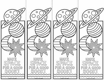 Bookmarks to Color | Coloring Bookmarks | 20 Fun, Creative Designs