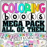Coloring Books | Coloring Pages