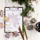 Christmas Coloring Bundle | 100+ pages of printable Christmas activities