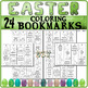 Coloring Easter bookmarks - ✀ Cut, color and glue ! - Craftivity