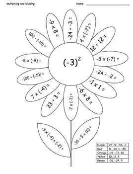 ColoringFlower 4 pages 7 by Rebecca Sims  Teachers Pay Teachers