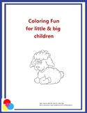 Coloring Fun For Big & Little Children