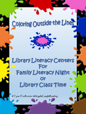Coloring Outside the Lines: Art-themed Library Literacy Unit