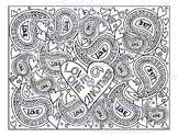 Coloring Page Love One Another Bible Verse  Coloring Page