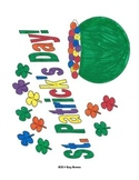 Coloring Page - St. Patrick's Day Integers