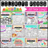 Coloring Pages All Year Long