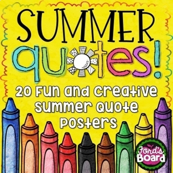 Quotes Coloring Pages Bundle - Themes and Seasons