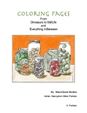 Coloring Pages: From Dinosaurs to Still Life Printable's