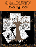 Coloring Pages: Halloween Coloring Pages