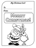 FREE Coloring Pages and Holiday Cards for Christmas, Hanukkah and Winter!