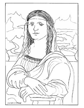 Coloring Pages and Printables: Animals, Art History, Careers, Dinosaurs & More