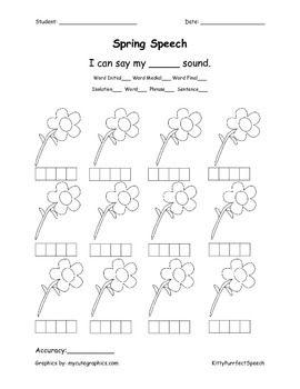 Coloring Pages for Speech Articulation (Documentation and Reinforcement)