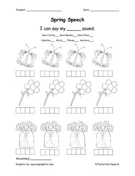 Coloring Pages for Speech Articulation (Documentation and