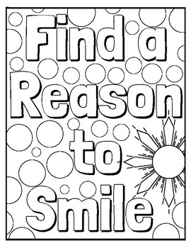 Coloring Pages For Upper Elementary Inspirational And Motivational Phrases