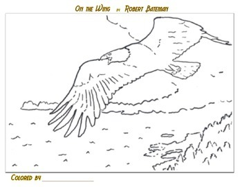 Coloring Pages of Famous Artists 3