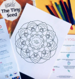 Coloring Pages with Positive Affirmations (12 pages) - Pri