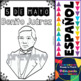 Coloring Posters in Spanish - Cinco de Mayo