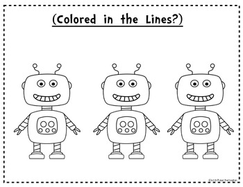 Coloring Rubric for the Primary Classroom {How Does My Work Look?}