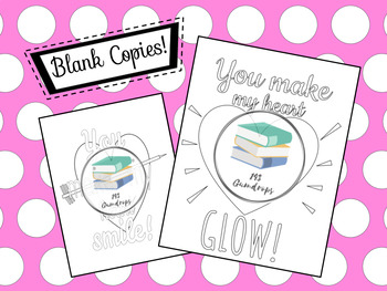 Coloring Sheets | Valentine's Day