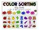 Coloring Sorting Interactive Flip Book