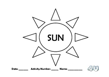 Coloring Sun Cycles