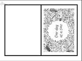 Coloring Sympathy Cards