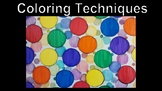 Coloring Techniques Illustrated Slideshow