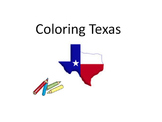 Coloring Texas