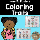 Coloring Traits