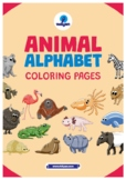 Coloring Workbook - Animals
