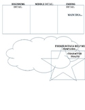 Narrative Coloring Worksheet