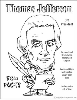 Coloring Your Way: STAAR Review 8th Grade Jefferson and An Expanding Nation