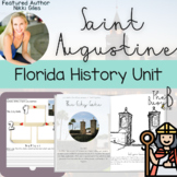 Florida History Unit: Saint Augustine