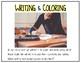 Coloring and Writing {Social Story}