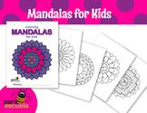 Coloring mandalas for kids