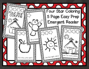 Four Star Coloring...A Guide to Coloring Your Best!